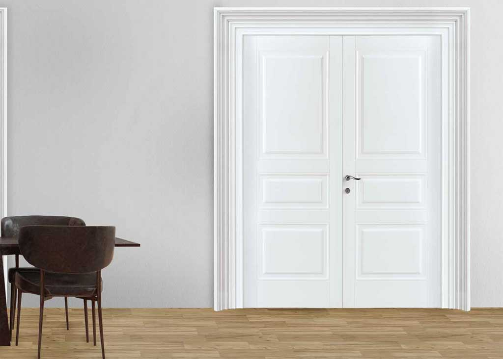 HUB02 store - Classical Doors - LOOK 1