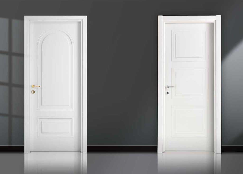 HUB02 store - Classical Doors - LOOK 2