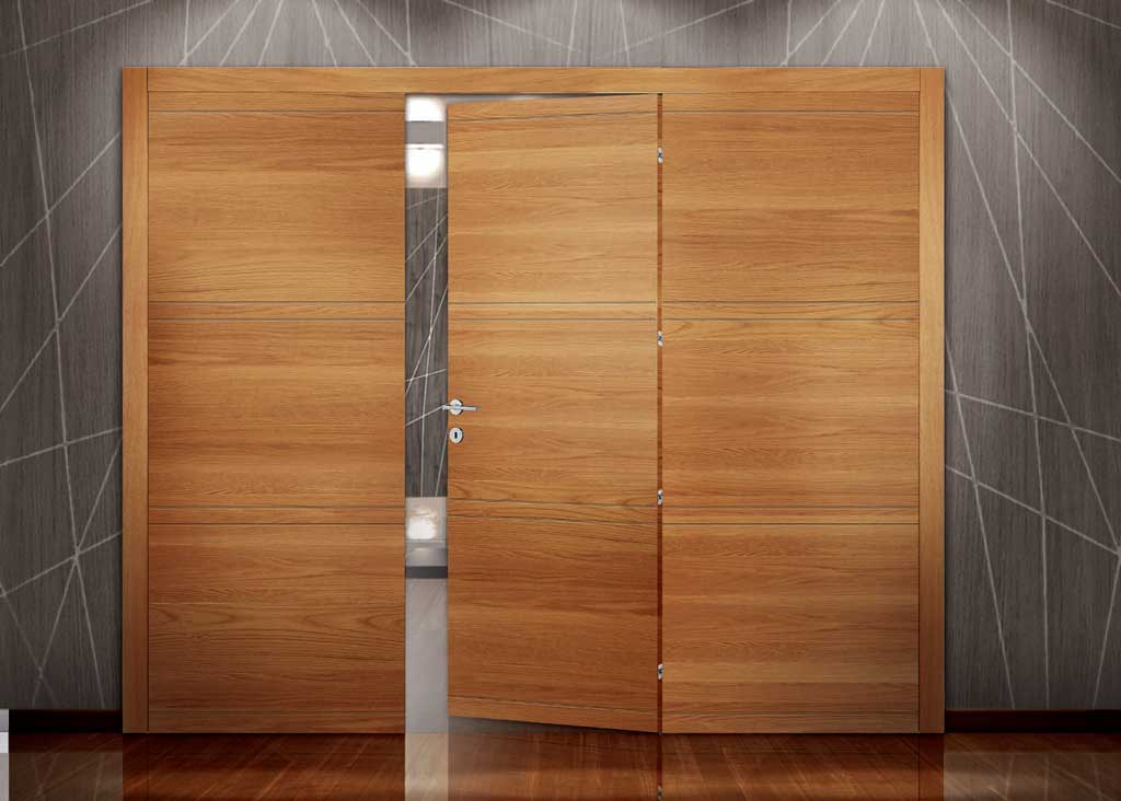 HUB02 store - Modern Doors - DIAMOND 2