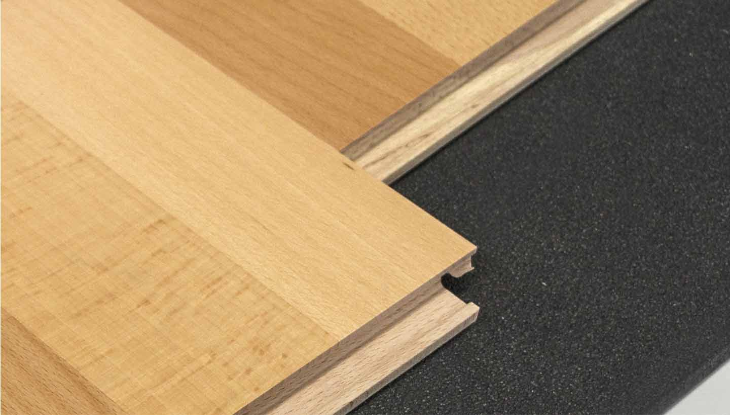 HUB02 store - Wooden Sport Floors - ADI FITNESS